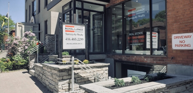 Royal LePage Terrequity Platinum Realty, Brokerage *